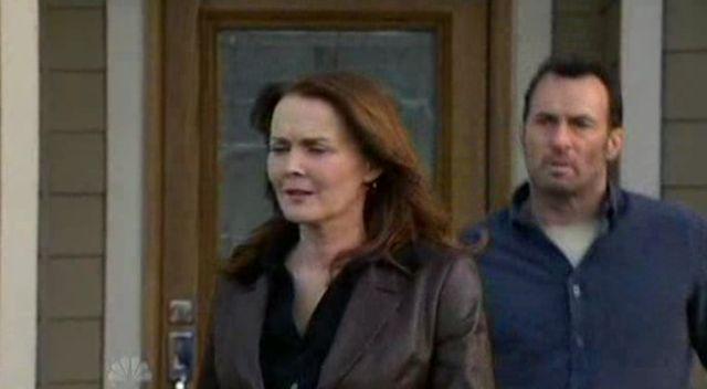 Sophia and Michael outside
