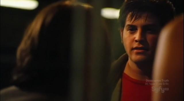 SGU S2x15 Seizure - Eli lets his feelings be known to Rush