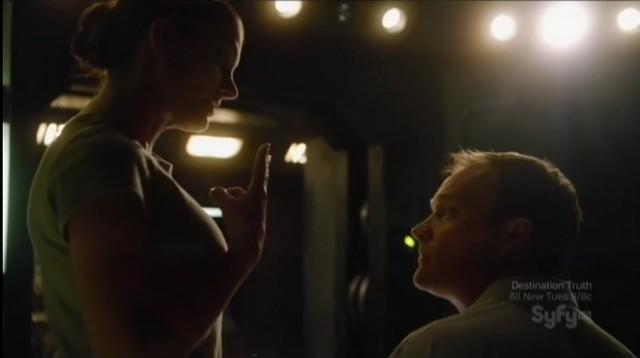 SGU S2x15 Seizure - James gets McKay's attention
