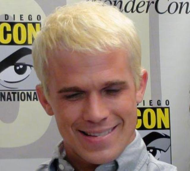 Priest Press Room - WonderCon 2011 - Cam-Gigandet