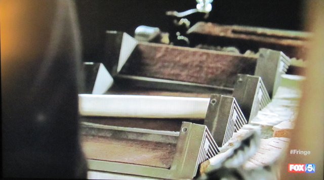 Fringe- S3x21 – Box opens to reveal scroll