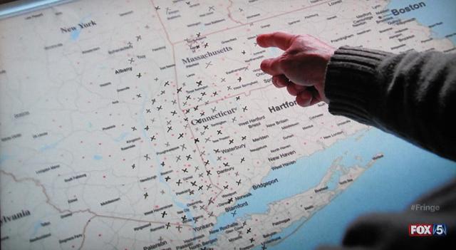 Fringe- S3x21 – Map of fringe events