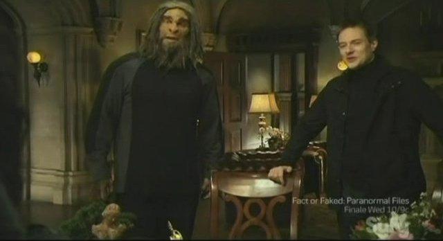 Sanctuary S3x13 - Biggie and Declan seek answers