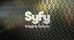 SyFy Logo Chain Mail - Click to visit Sanctuary at Syfy