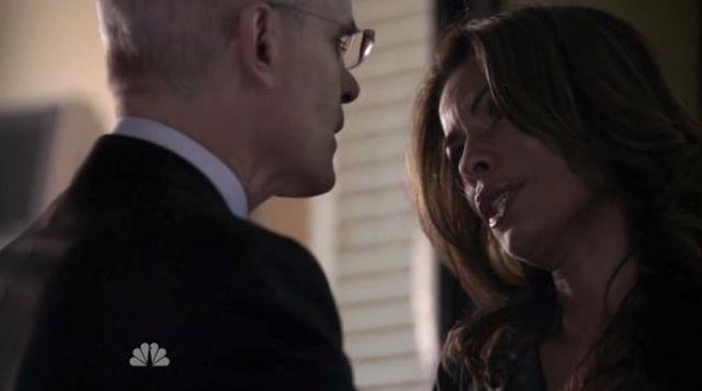 Blake Comforts Christina