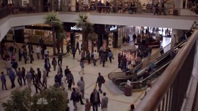 Mall shot