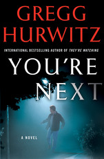 You're Next US cover - Click to visit Gregg's official web site!