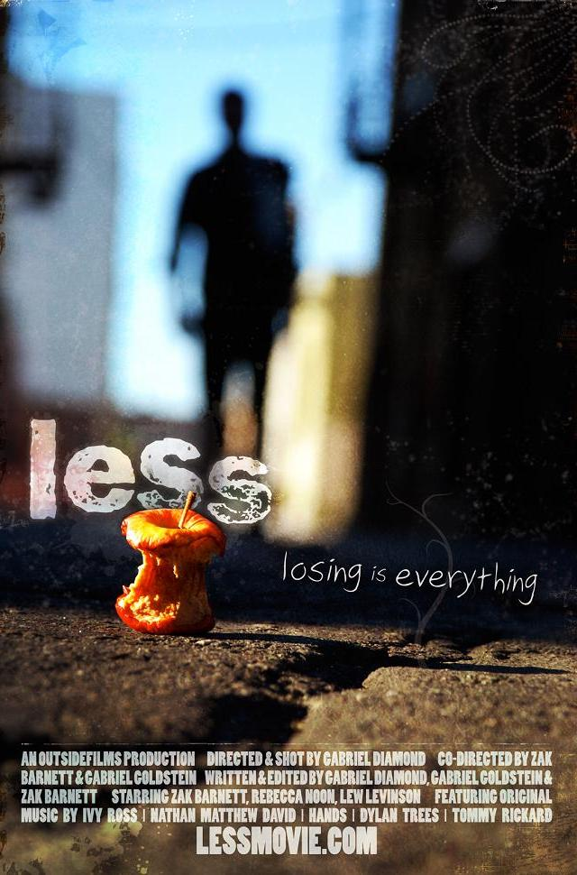 Less: Losing is Everything - One Sheet Art