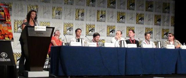 The Comic-Con Composers Panel 2011