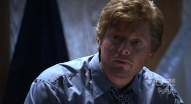 Doomsday Prophecy - David Richmond-Pech as Dr. Sparks