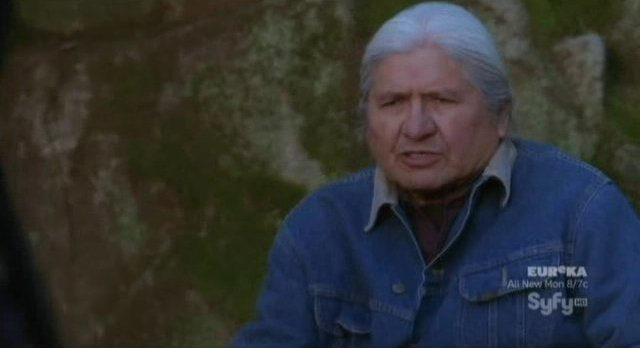 Doomsday Prophecy - Gordon Tootoosis as John