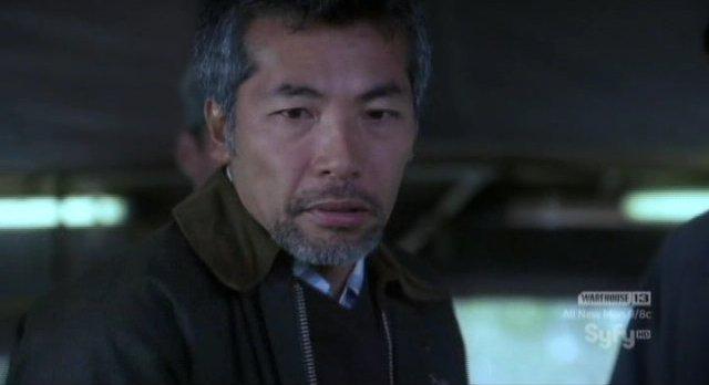 Doomsday Prophecy - Hiro Kanagawa as Dr. Yates