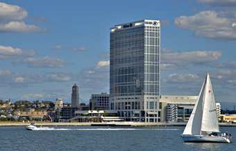 Click to learn more about the Hilton Bayfront Hotel San Diego!