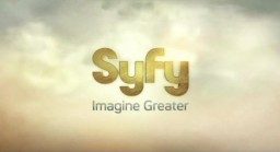 Syfy Logo Gold - Click to learn more at their official website!