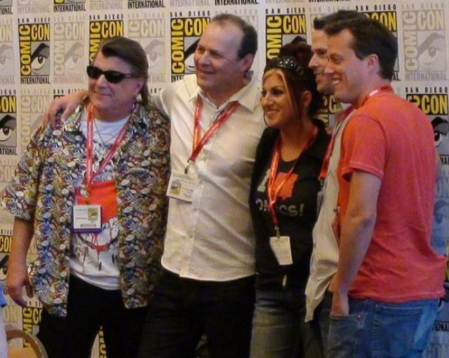 "Comic-Con 2011 ""The Composers"" Press Room Interviews"