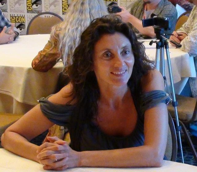 Composer Press Comic-Con 2011 Helene Muddiman
