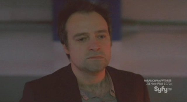 Morlocks - David Hewlett as Dr Radnor