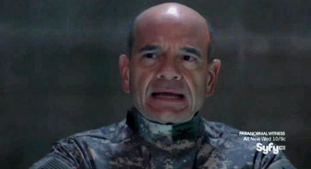 Morlocks - Robert Picardo as The Colonel