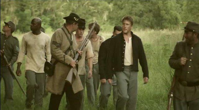 Mysterious Island - Civil War prisoners