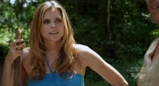 Mysterious Island - Susie Abromeit as Abby Fogg