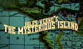 Mysterious Island - Title slide