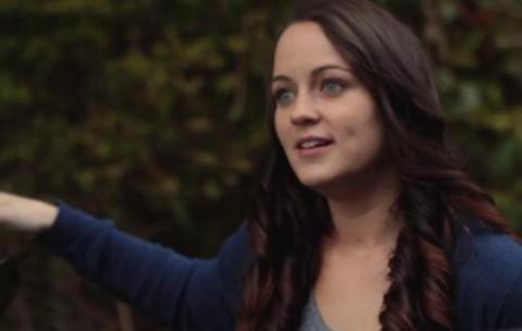 From Beneath starring Lauren Watson as Sam