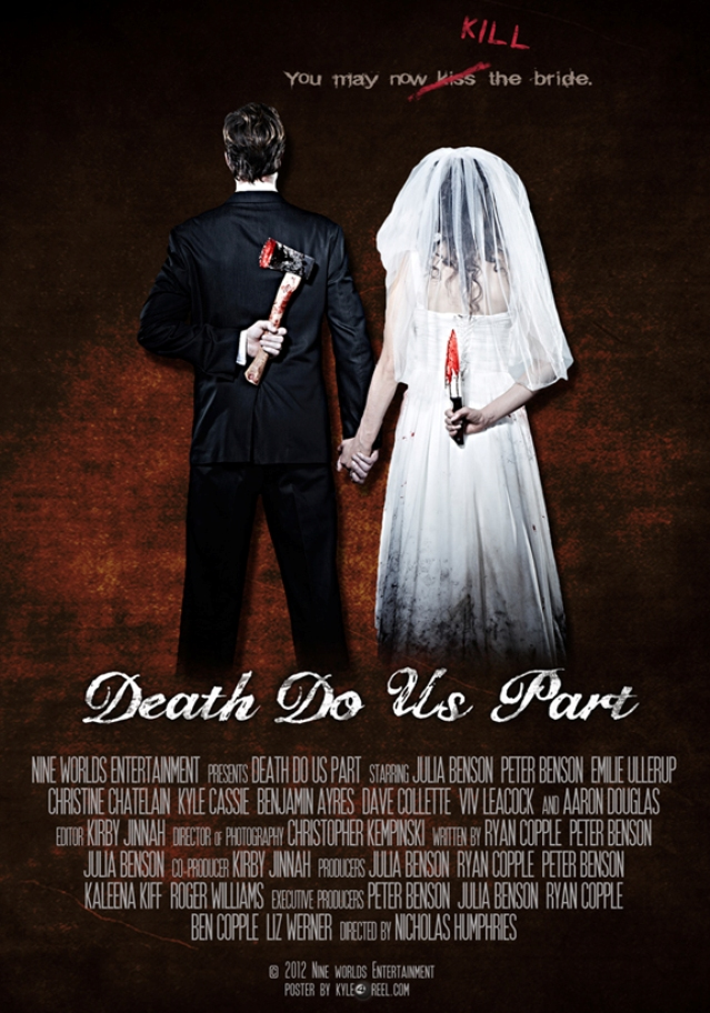 Death Do Us Part Movie Sure To Scare the Dickens Out of You!