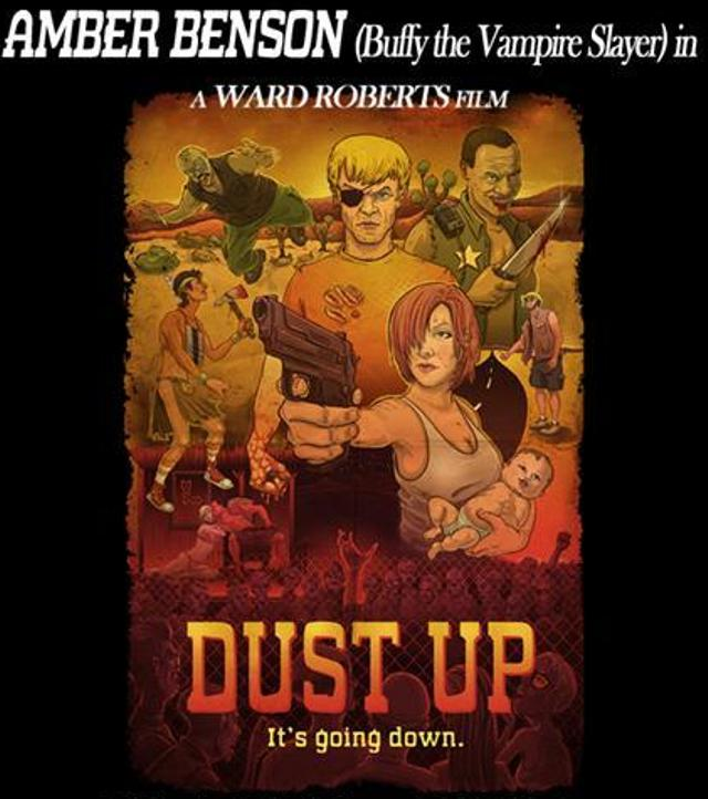 SDCC 2012 - Dust Up one-sheet-poster banner - Click to learn more at the official web site!