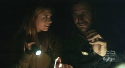 12 Disasters of Christmas - Jacey and Dad back at the mine with the newest ring