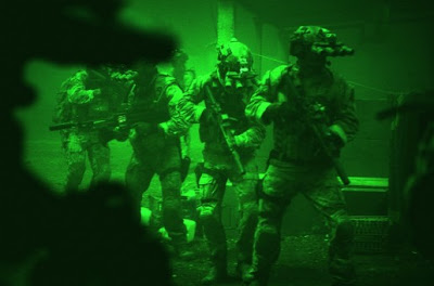 Zero Dark Thirty -Night vision