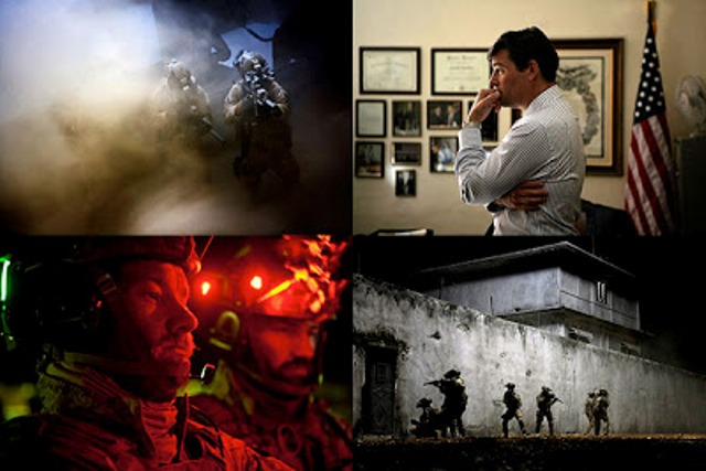 Zero Dark Thirty - Quad image