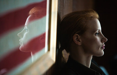 Zero Dark Thirty - Reflection at flag