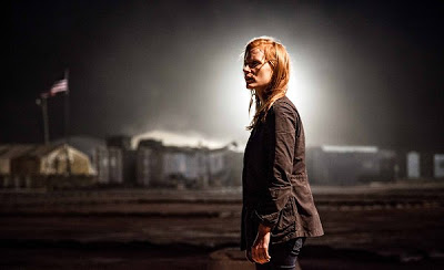 Zero Dark Thirty -the movies maligned heroine