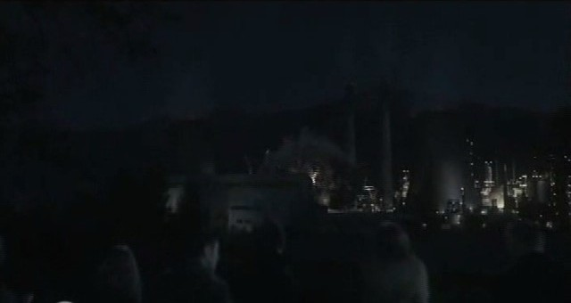 Falling Skies S3x02 - A victory is won when the nuclear power plant is destroyed