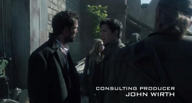 Falling Skies S3X04 Hal needs to talk to his dad