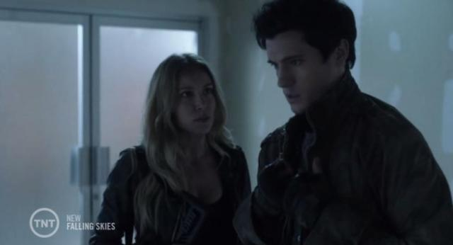 Falling Skies S3X03 Hal still wants to leave
