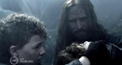 Falling Skies S3X03 Pope decision