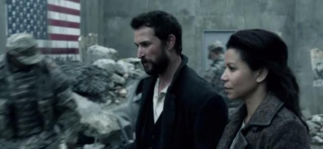 Falling Skies S3X03 Tom looking for replacement