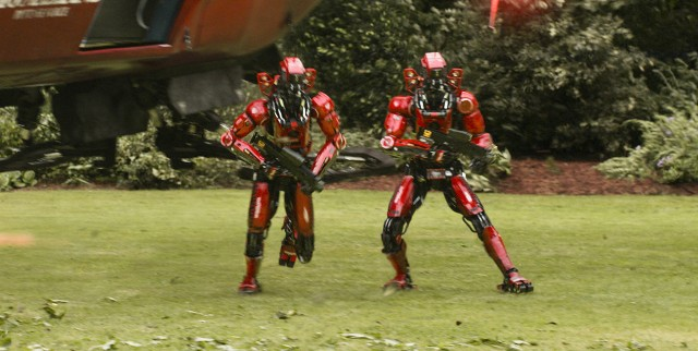Elysiums robot droids