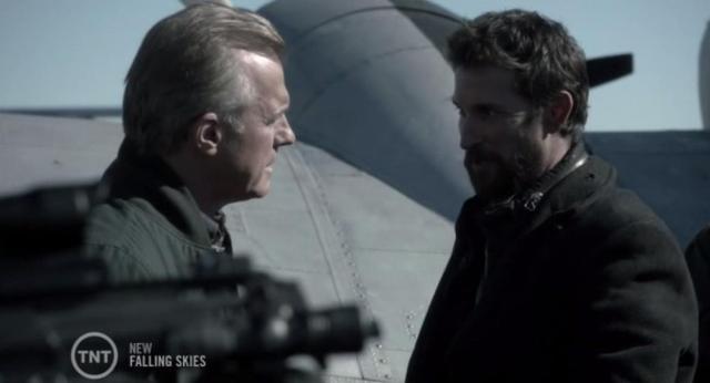 Falling Skies S3X04 Tom meets the President