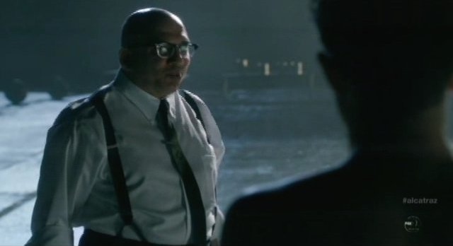 "Alcatraz: ""Ernest Cobb"" Sniper With a Cause?"