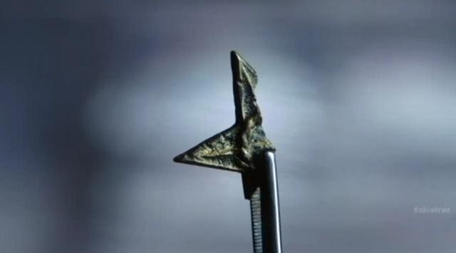 Alcatraz - S106- Paxton Petty - Silver Star
