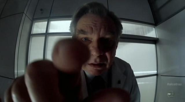 Alcatraz - S1E11- Webb Porter - Beauregard Webcam