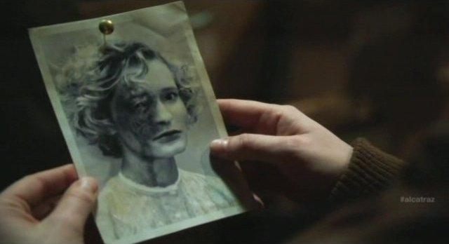 Alcatraz S1x08 - McKee victim Ginny Winters
