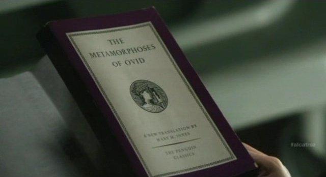 Alcatraz S1x08 - The Metamorphoses of Ovid