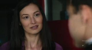 Alcatraz S1x11 - Jennifer Spence as Webb Porter victim Susan Lee