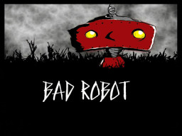 Click to visit and follow Bad Robot on Twitter!