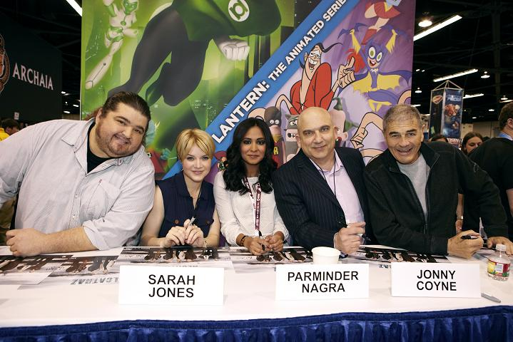 Exclusive WonderCon 2012 Interview with Alcatraz Stars Jonny Coyne and Robert Forster!