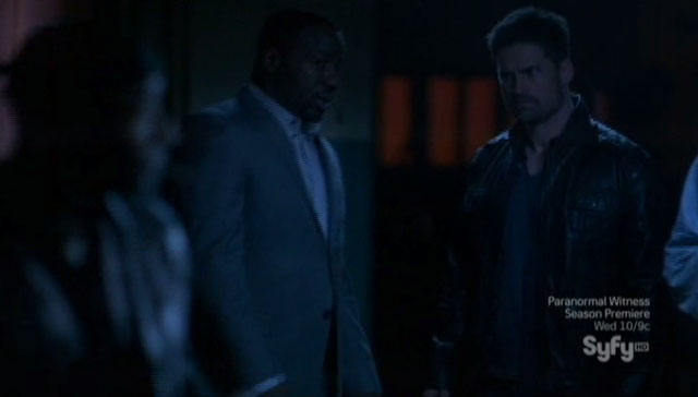 Alphas - S2x03 Alpha Dogs - Bill and Cameron