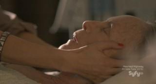 Alphas S2x02 - Dani touches Stanton Parrish grandchild
